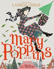 Mary Poppins Illustrated Gift Edition | Hardback Book