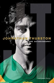 JT: Johnathan Thurston - The Autobiography | Hardback Book