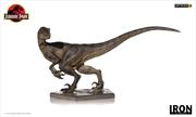 Jurassic Park - Velociraptor 1:10 Scale Statue | Merchandise