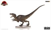 Jurassic Park - Velociraptor Attack 1:10 Scale Statue | Merchandise