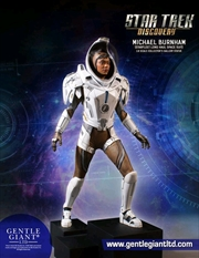 Star Trek: Discovery - Michael Burnham Space Suit Statue