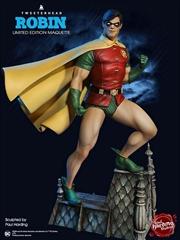 Batman - Robin Super Powers Maquette