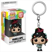 Wreck-It Ralph 2 - Vanellope Pocket Pop! Keychain | Pop Vinyl