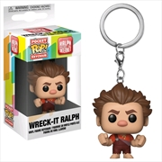 Wreck-It Ralph 2 - Wreck-It Ralph Pocket Pop! Keychain | Pop Vinyl