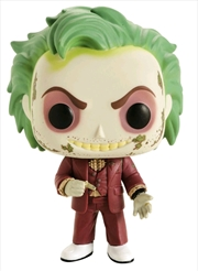 Beetlejuice - Beetlejuice Tux US Exclusive Pop! Vinyl [RS]