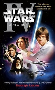 Star Wars: A New Hope | Paperback Book