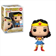 Wonder Woman - Wonder Woman First Appearance NYCC 2018 Exclusive Pop! Vinyl [RS]