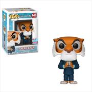 TaleSpin - Shere Khan Hands Together NYCC 2018 Exclusive Pop! Vinyl [RS] | Pop Vinyl
