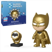 Batman - Batman Golden Midas NYCC 2018 Exclusive 5-Star Vinyl Figure [RS] | Merchandise