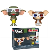 Gremlins - Gizmo & Gremlin in 3D Glasses NYCC 2018 Exclusive Vynl. [RS]