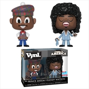 Coming To America - Prince Akeem & Randy Watson NYCC 2018 Exclusive Vynl. [RS]