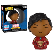 Iron Man - Ironheart Unmasked NYCC 2018 Exclusive Dorbz [RS]
