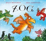 Zog Christmas Gift Board Book