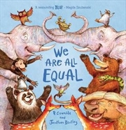 We Are All Equal | Hardback Book