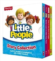 Fisher-Price Little People Storybook Collection Boxed set