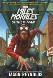 Marvel: Miles Morales Spider-Man | Paperback Book