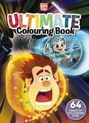 Disney Ralph Breaks the Internet Ultimate Colouring Book