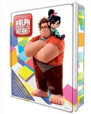 Disney: Ralph Breaks the Internet Collector's Tin | Paperback Book