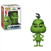 The Grinch (2018) - The Grinch Pop! Vinyl