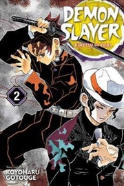 Kimetsu no Yaiba : Demon Slayer Demon Slayer : Volume 2 | Paperback Book