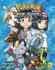 Pokemon: Sun And Moon Vol 2 | Paperback Book