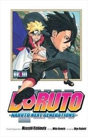 Boruto : Naruto Next Generations Boruto : Volume 4