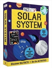 Factivity Solar System | Paperback Book