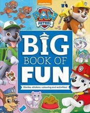 Nickelodeon PAW Patrol Big Book of Fun | Paperback Book