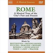 Rome - A Musical Tour of the City's Past & Present
