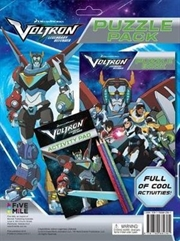 Voltron Puzzle Pack | Paperback Book