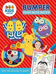 Bumper Paint with Water Over 60 Pictures to Paint!