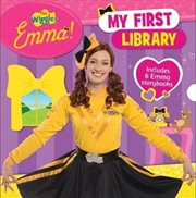 Wiggles Emma: My First Library | Hardback Book