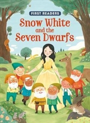 First Readers - Snow White and the Seven Dwarfs | Hardback Book