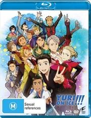 Yuri!!! On Ice | Blu-ray + DVD - Complete Series