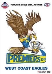 AFL - 2018 Premiers | DVD