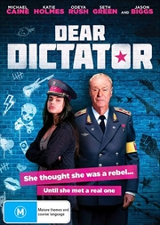 Dear Dictator | DVD