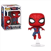Spider-Man: Into the Spider-Verse - Peter Parker Spider-Man Pop! Vinyl