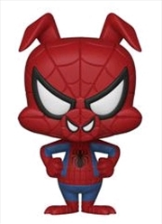 Spider-Man: Into the Spider-Verse - Spider-Ham US Exclusive Pop! RS