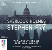 Adventures Of Sherlock Holmes | Audio Book