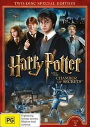 Harry Potter And The Chamber Of Secrets - Limited Edition | Year 2