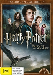 Harry Potter And The Prisoner Of Azkaban - Limited Edition Year 3 | DVD