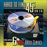 Hard To Find 45s: Vol6: More 6