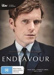 Endeavour - Series 1-5 | Boxset