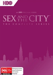 Sex And The City - Collector's Edition | Complete Series | DVD