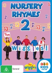Wiggles - Nursery Rhymes 2, The | DVD