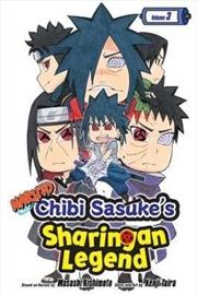 Naruto: Chibi Sasukes Sharinga