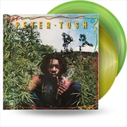 Legalize It - Limited Edition Green And Yellow Vinyl