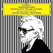 Bernstein - Symphony No2 - The Age Of Anxiety | CD