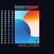 Gershwin Reimagined - An American In London | CD