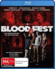 Blood Fest: 2018 | Blu-ray